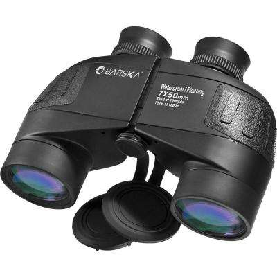 Battalion 7x50 Waterproof Floating Binoculars with Rangefinder