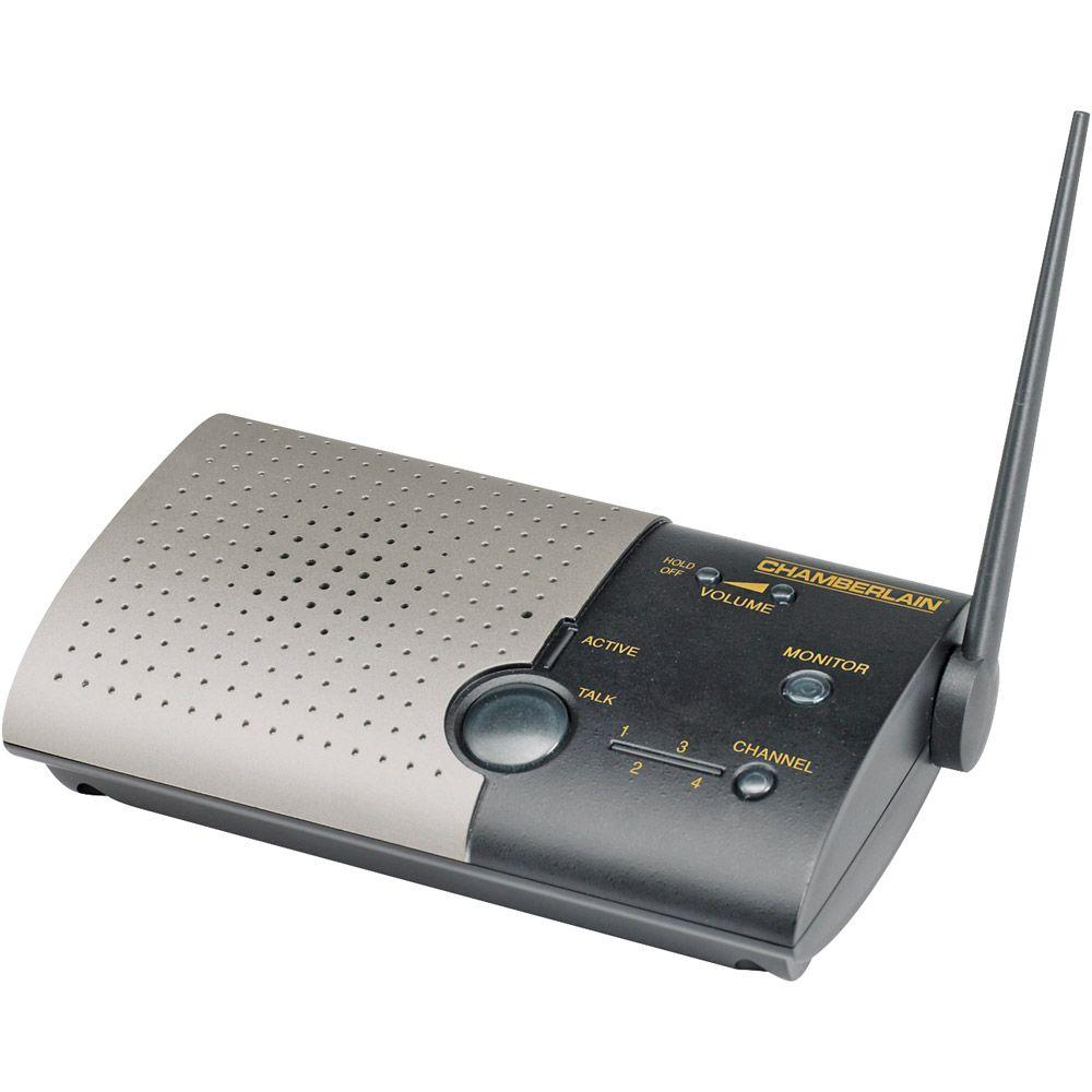 Chamberlain Add-On Wireless Portable Intercom