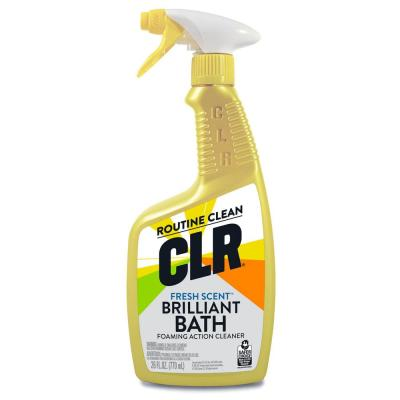 26 oz. Brilliant Bath Bathroom Cleaner