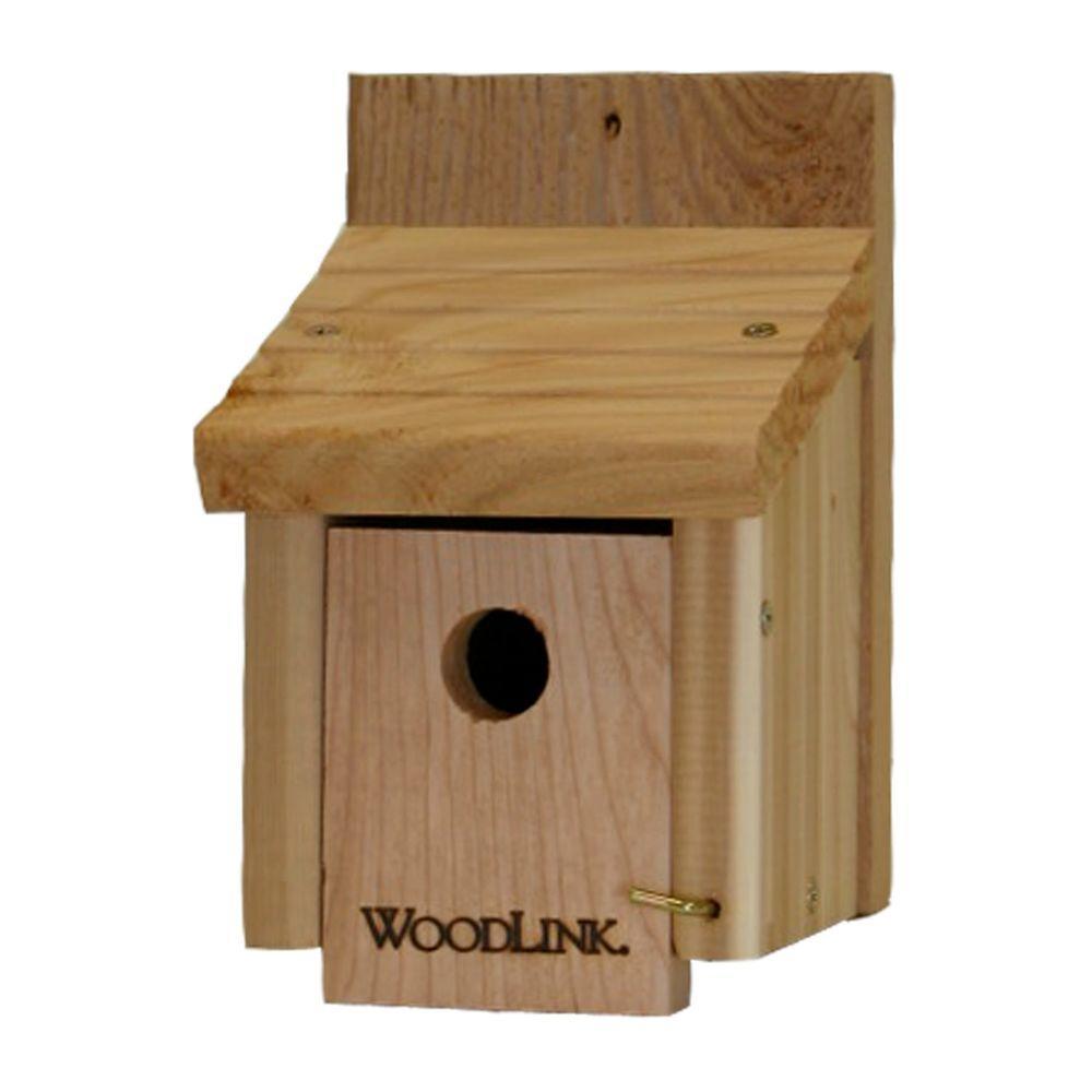 Cedar Wren Bird House