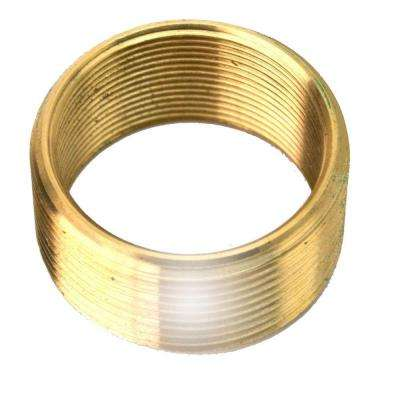 Convert 1.375 in. x 16 Threads to 1.625 in. x 16 Threads Brass Bushing