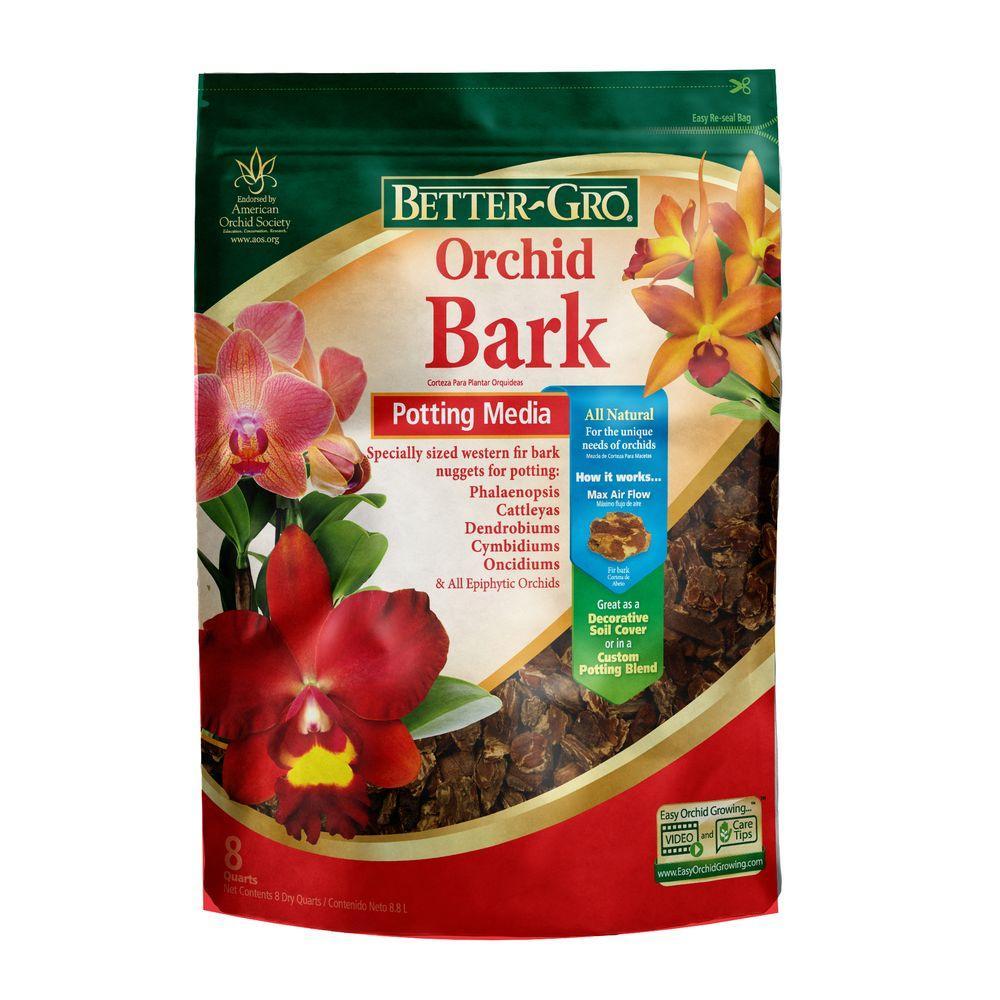 Better-Gro 8 Qt. Orchid Bark