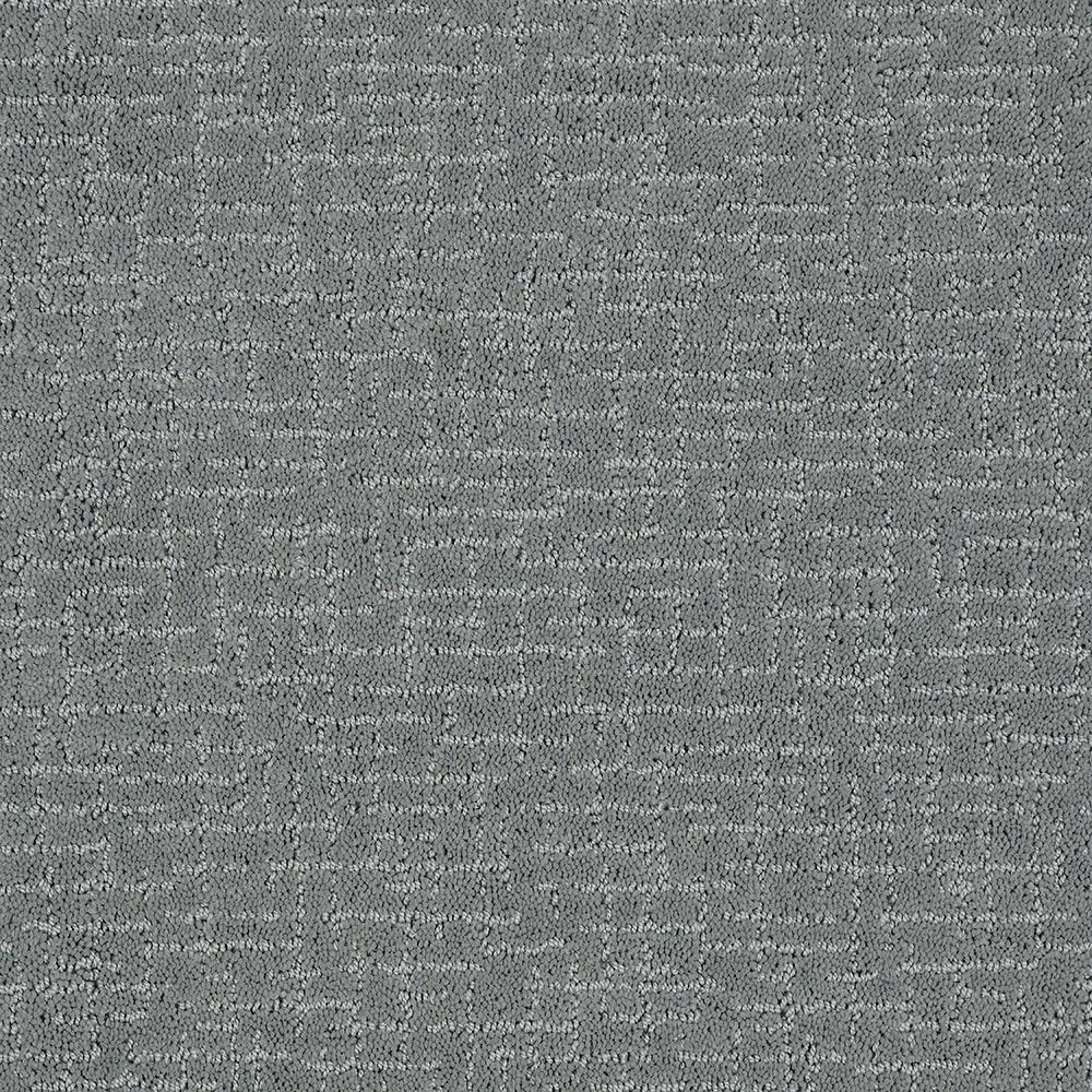 Latice - Color Aquarius Pattern 12 ft. Carpet