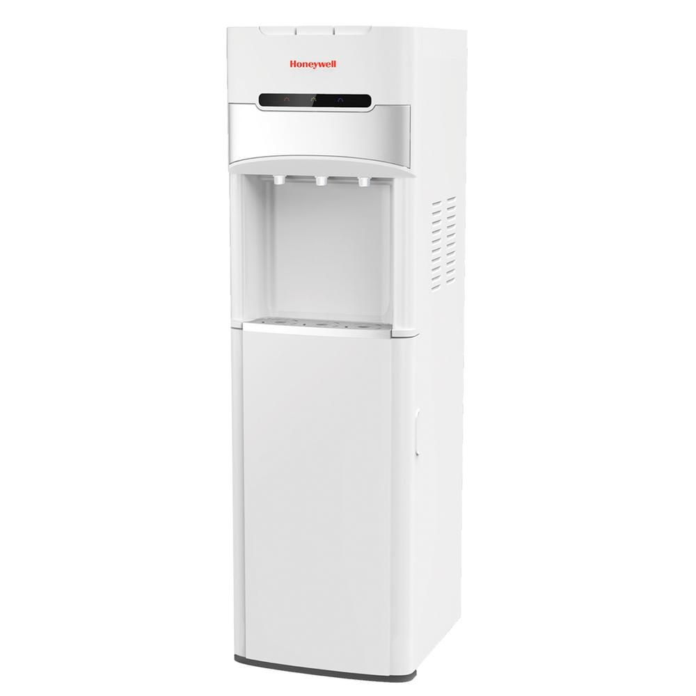 Freestanding Bottom Loading Hot/Room/Cold Water Dispenser with Superior Water