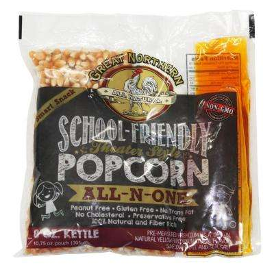 8 oz. School Friendly Popcorn Portion Packs (24-Pack)