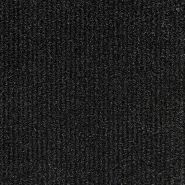 Hytex QuietWall 108 sq. ft. Black Acoustical Noise Control Textile Wall Covering and Home Theater Acoustic Sound Proofing