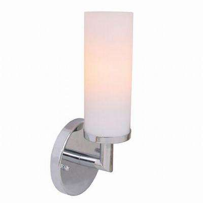 Sydney Collection 1-Light Chrome Wall Sconce