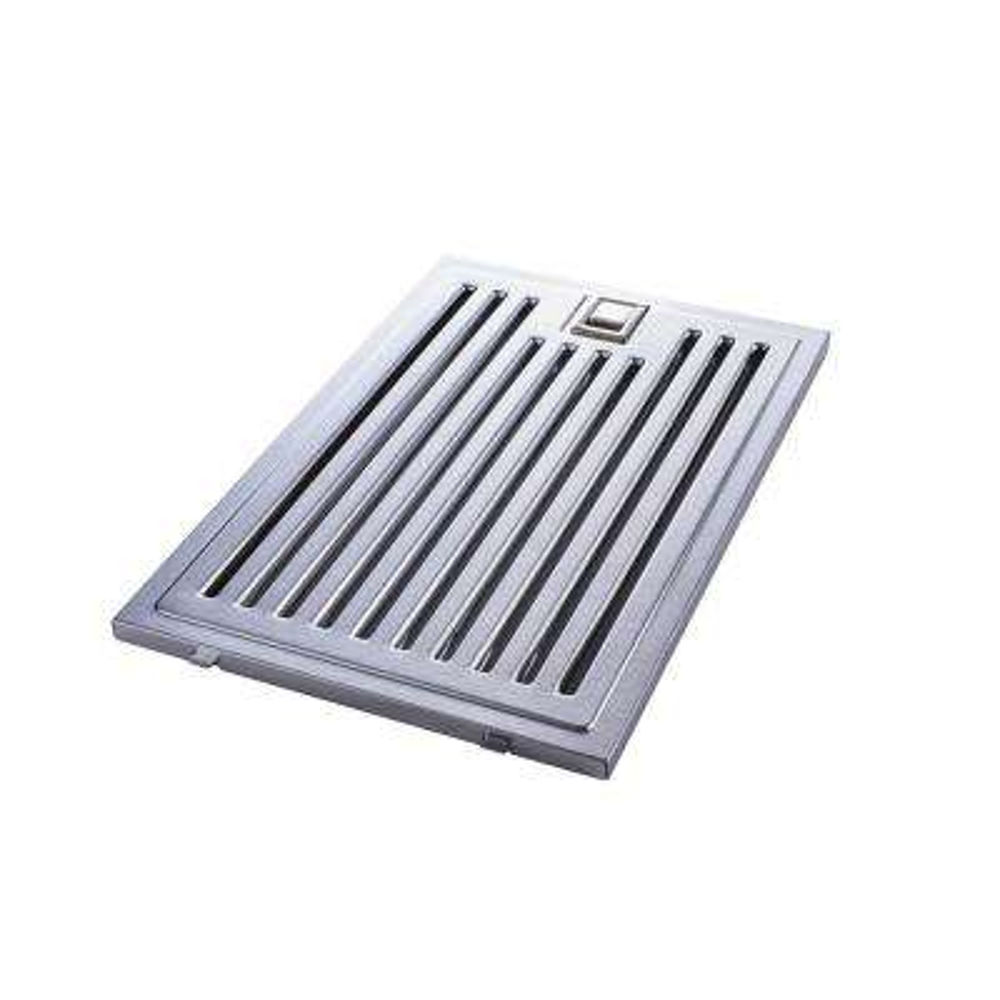 Island Range Hood Stainless Steel Baffle Filter