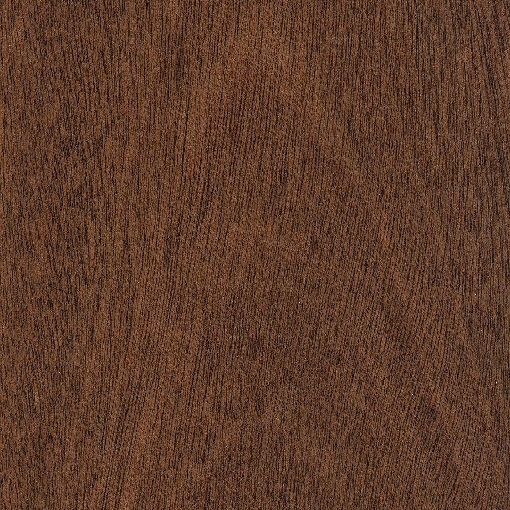Take Home Sample - Matte Jatoba 3/8 in. Thick Click Lock