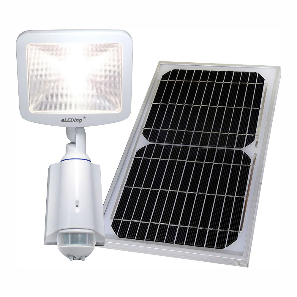 ELEDing 180° Solar Powered Cree LED Outdoor/Indoor Smart
