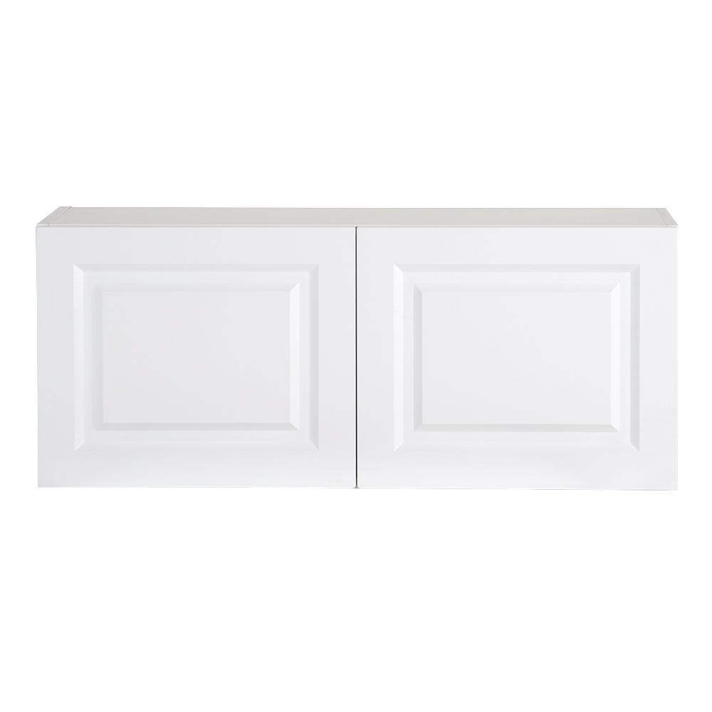 Hampton Bay Kitchen Cabinets Installation Guide: Hampton Bay Benton Assembled 36x15x12 In. Wall Cabinet In
