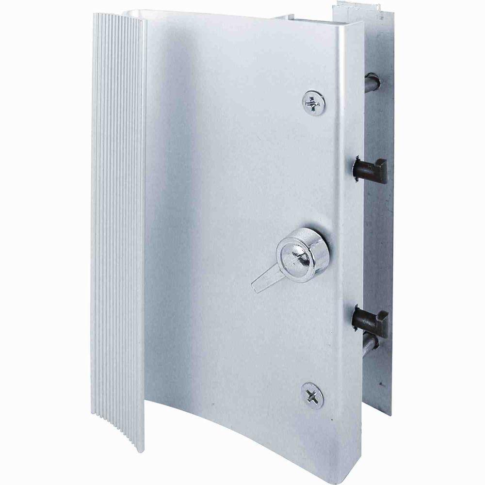 Prime Line Horizon Aluminum Surface Mounted Sliding Gl Door Handle