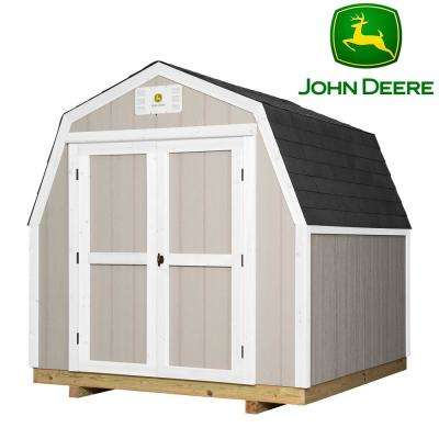 Merveilleux Backyard Discovery Heavy Duty John Deere Prefab Wood Storage