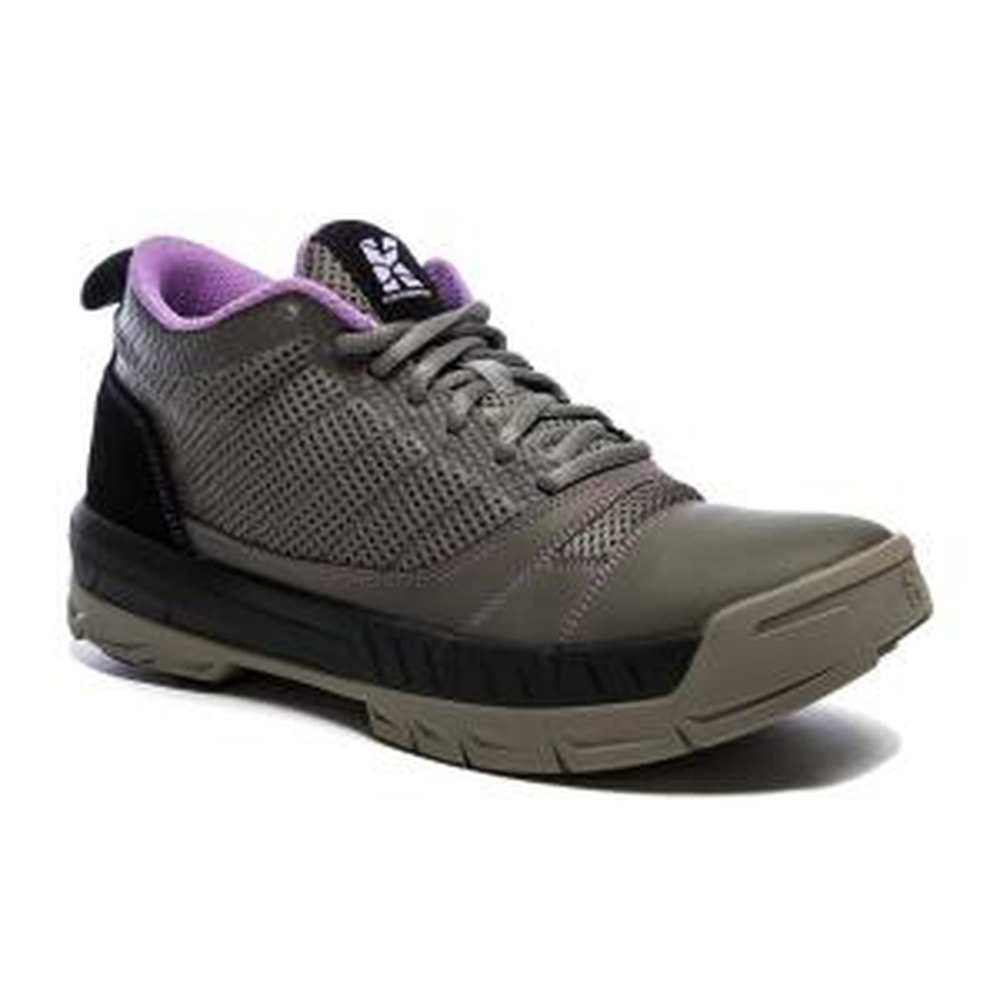 Women's Size 6.5 Grey/Purple