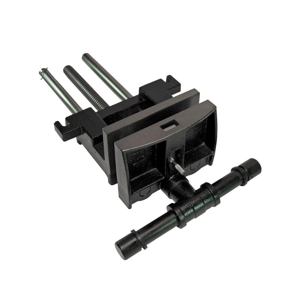 Yost Heavy Duty Ductile Iron Woodworker S Vise 7ww Di
