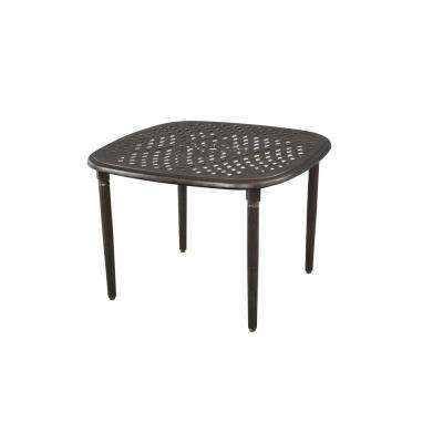 Hampton Bay - Square - Patio Dining Tables - Patio Tables - The ...