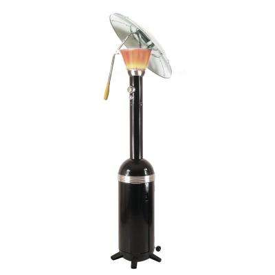 42,000 BTU Black Heat Focus Gas Patio Heater