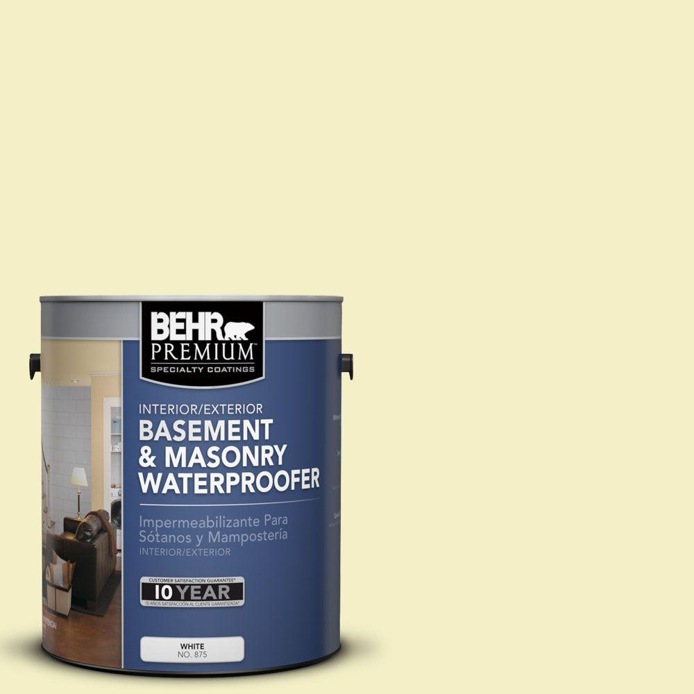 BEHR Premium 1 gal. #BW-11 Early Sunrise Basement and Masonry Waterproofer