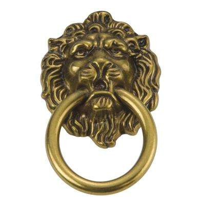 Manor House 2-5/8 in. Lancaster Hand Polished Ring Pull