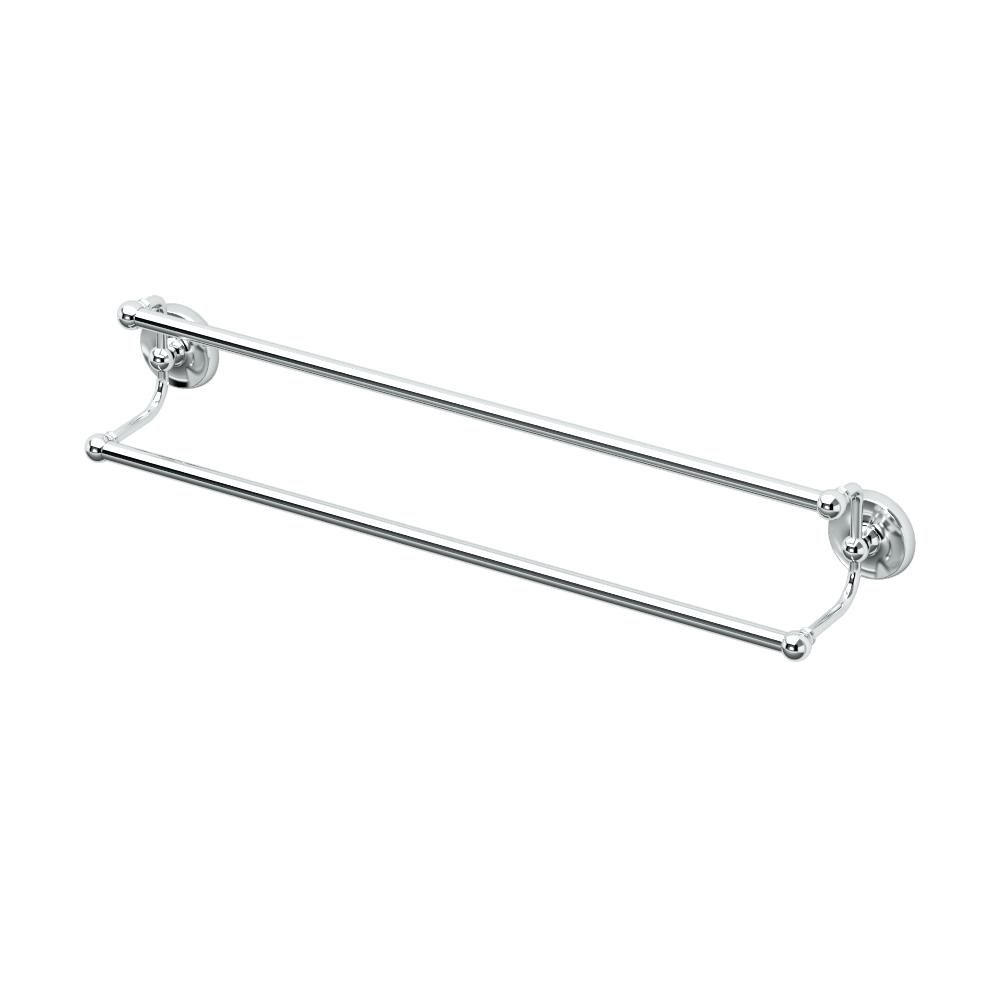 Gatco Designer II 24 in. Towel Bar in Chrome