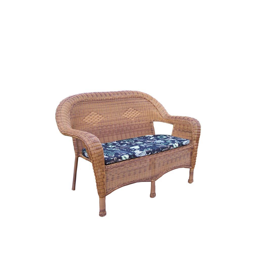 Model Hd90027 L Bf Nt Wicker Outdoor Sofa