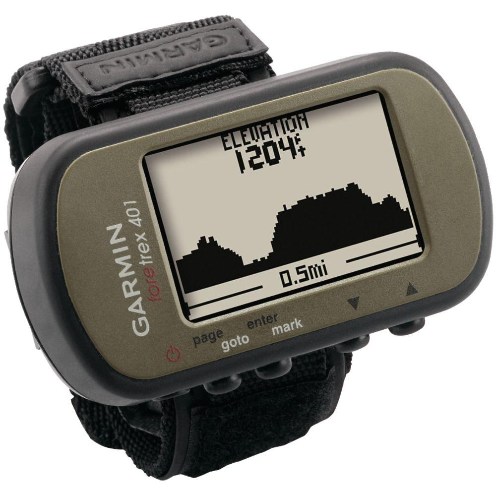 fishing electronics garmin gps receiver watches the foretrex p