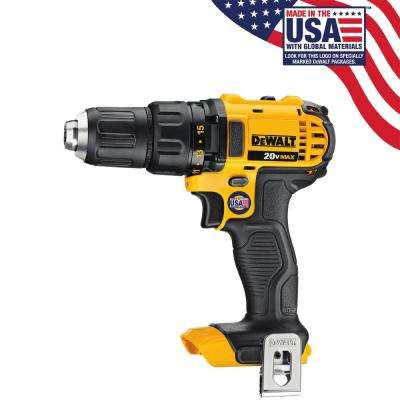20-Volt MAX Lithium-Ion Cordless Compact Drill/Drill Driver (Tool-Only)
