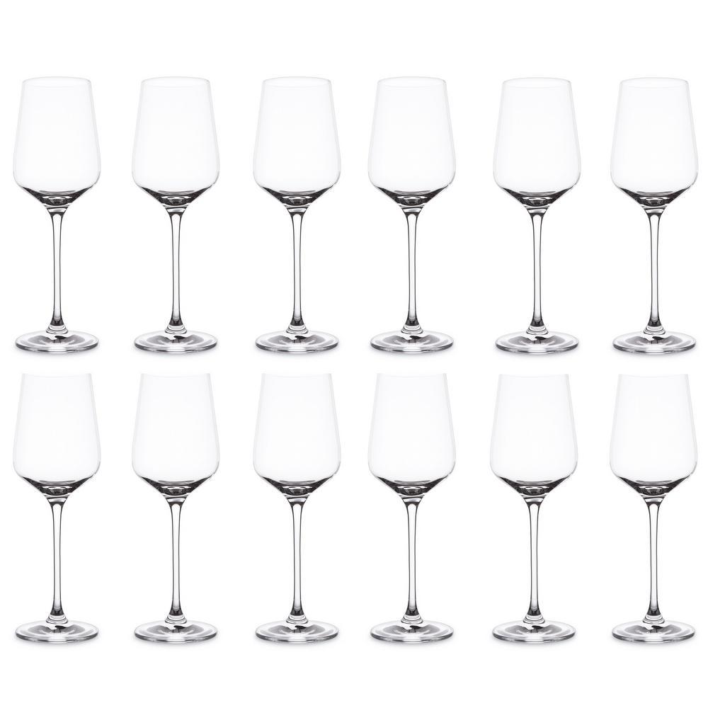Chateau 12 oz. White Wine Glass (Set of 12)