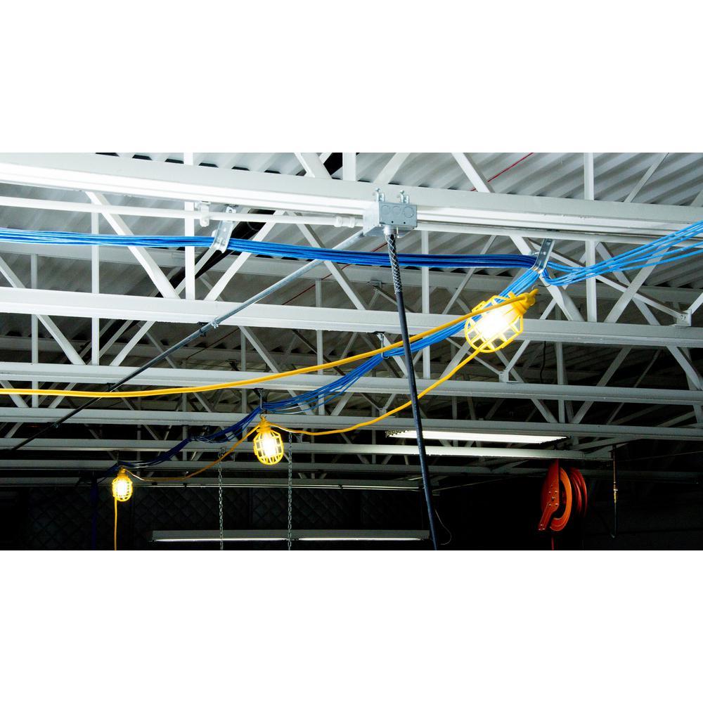 Starke BZP Bright verzinkte Hochleistungsstahlkette 10MM 1 Meter Custom Cut Length
