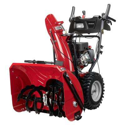 27 in. 291 cc Two-Stage Electric Start Gas Snow Blower