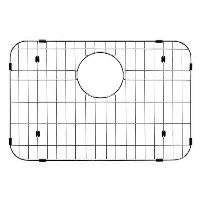 Wirecraft 13.63 in. x 20.38 in. Bottom Grid for Kitchen Sinks in Stainless Steel