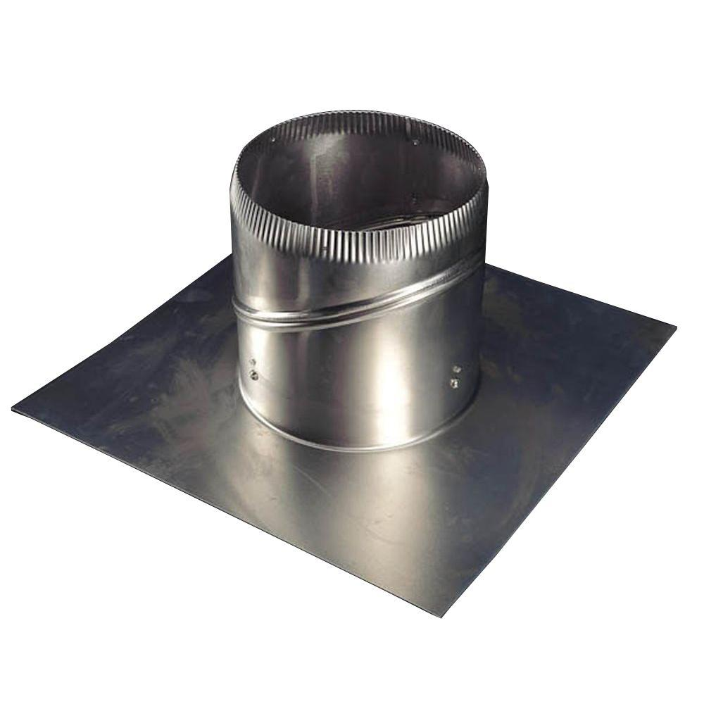 8 in. Aluminum Turbine Base