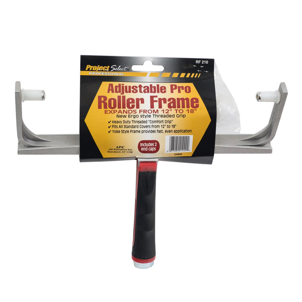 Project Select 18 In Yoke Roller Frame Rf210 The Home Depot