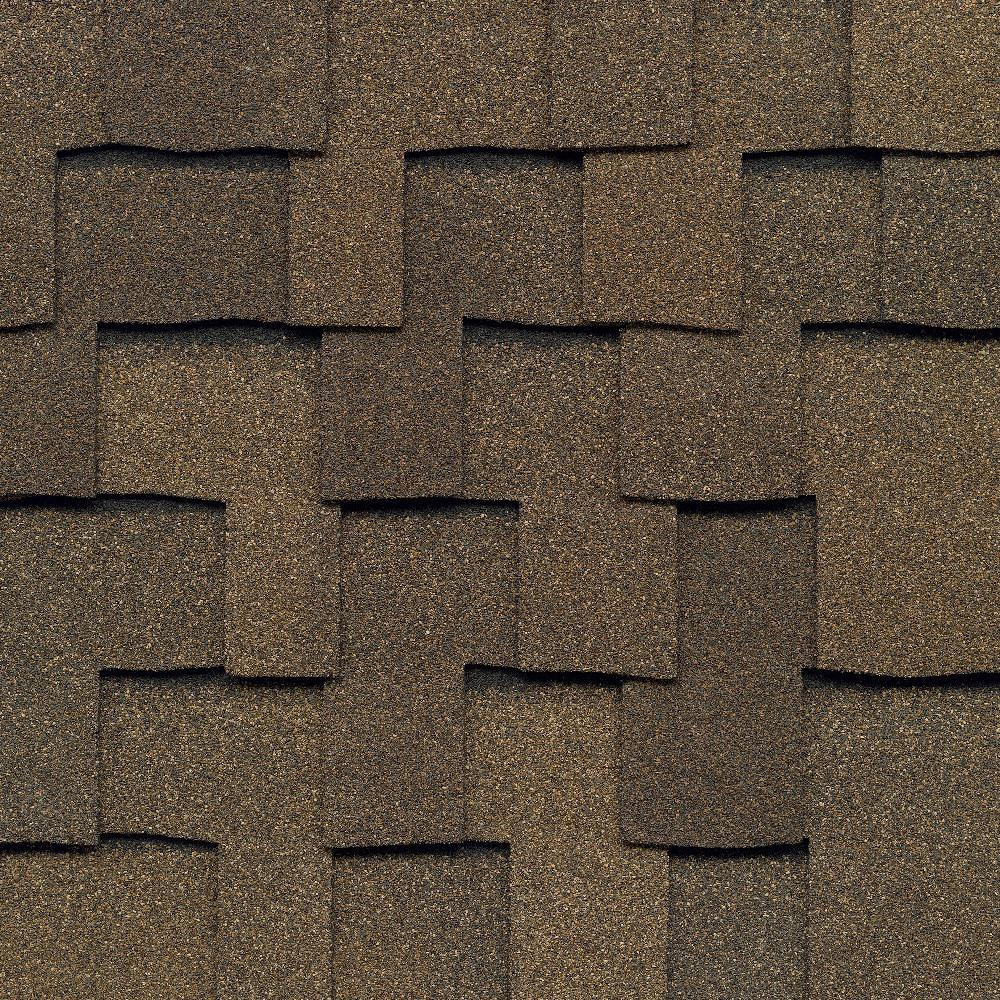 GAF Installed GAF Grand Sequoia Lifetime Laminated Designer Asphalt – Laminated Asphalt Roofing Shingles