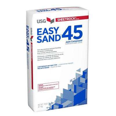 18 lb. Easy Sand 45 Lightweight Setting-Type Joint Compound