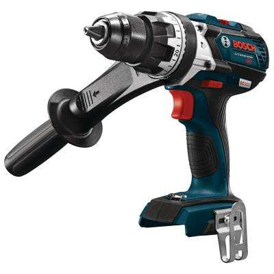 18-Volt Lithium-Ion Cordless 1/2 in. Variable Speed EC Brushless Brute Tough Hammer Drill/Driver (Bare Tool)