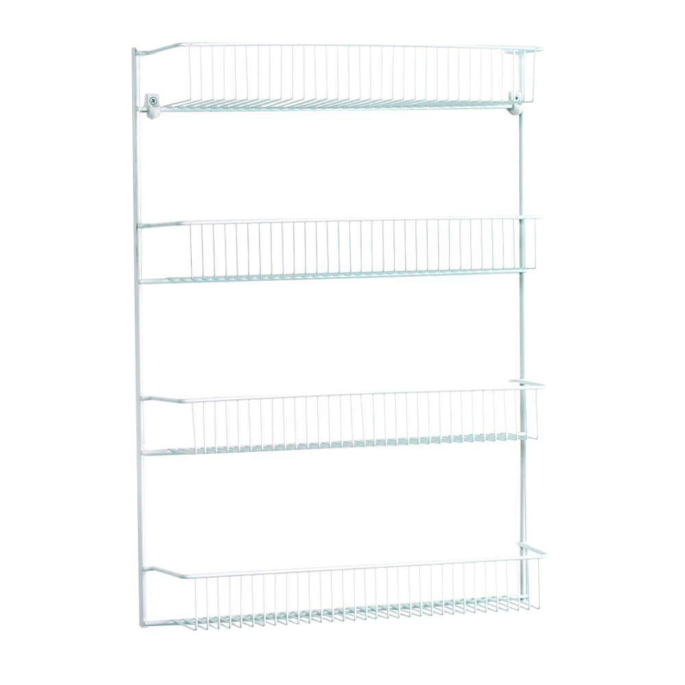 Pantry Maid Can Organizers: ClosetMaid 19 Inch Wide 4-Tier Storage Rack Pantry Kitchen