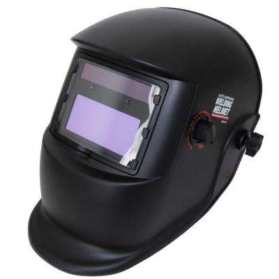 Auto-Darkening Variable Shade Welding Helmet