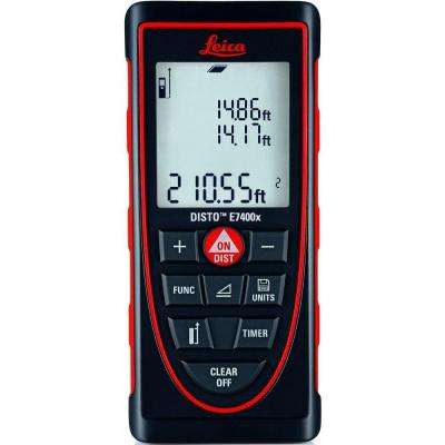 DISTO E7400x 390 ft. Laser Distance Measurer