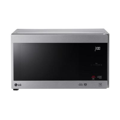 NeoChef 0.9 cu. ft. Countertop Microwave in Stainless Steel