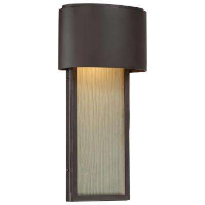 The Great Outdoors Lighting The great outdoors by minka lavery outdoor wall mounted lighting everton rain integrated led dorian bronze pocket lantern workwithnaturefo