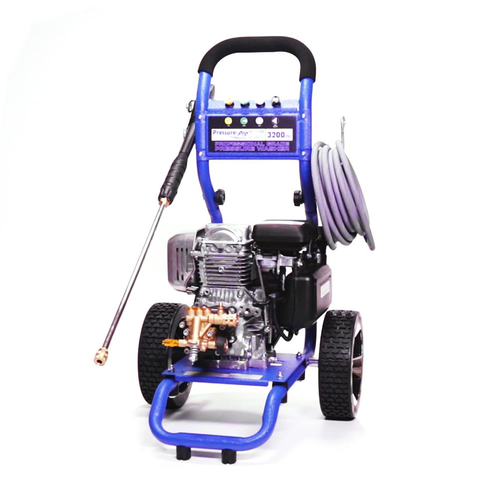 Pressure-Pro Dirt Laser 3200 PSI 2 5 GPM Gas Cold Water Pressure Washer  Honda Engine