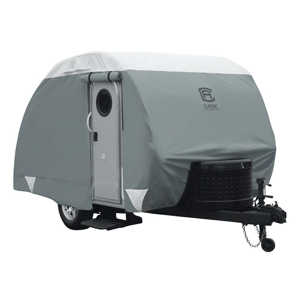 Classic Accessories Polypropylene Tent Trailer Cover