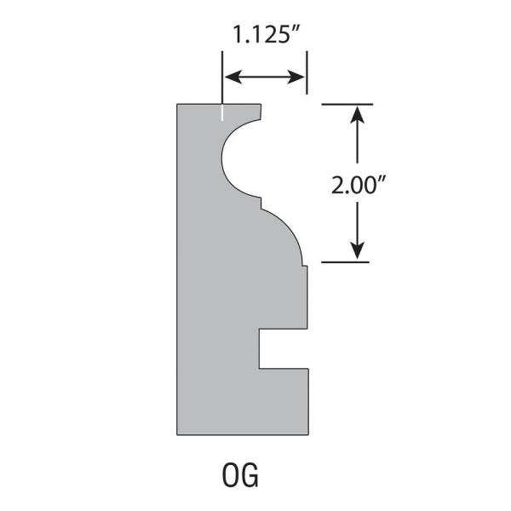 32 Bon 32-426 OG Countertop Form