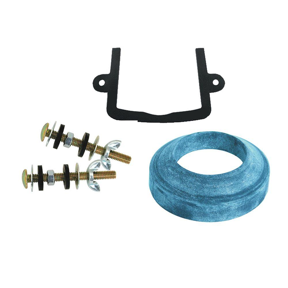 DANCO Universal Tank-to-Bowl Kit with U-Gasket