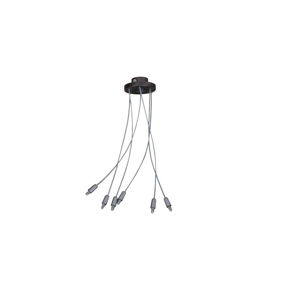 Home Decorators Collection Mercer 52 In Integrated Led Indoor Oil Wiring For Ceiling Fan Rubbed Bronze Replacement Wire Cable