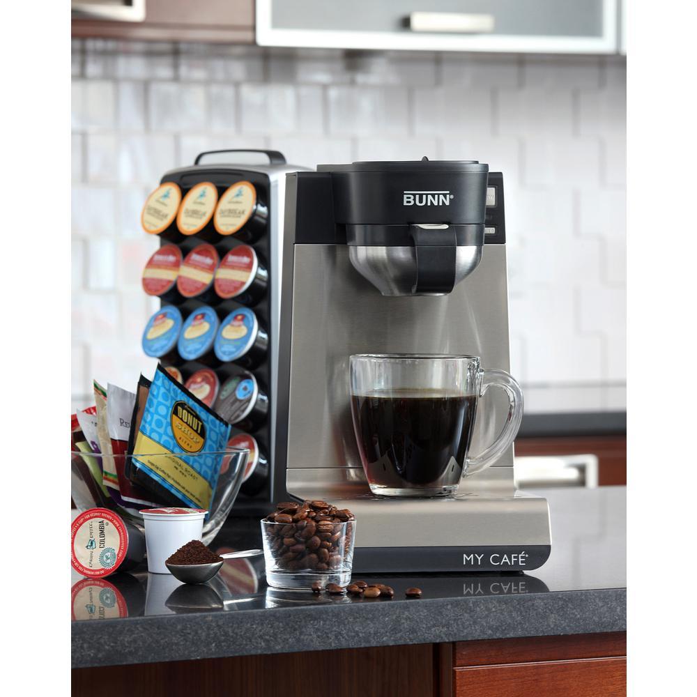 Bunn MCU Single Cup Multi-Use Coffee Brewer
