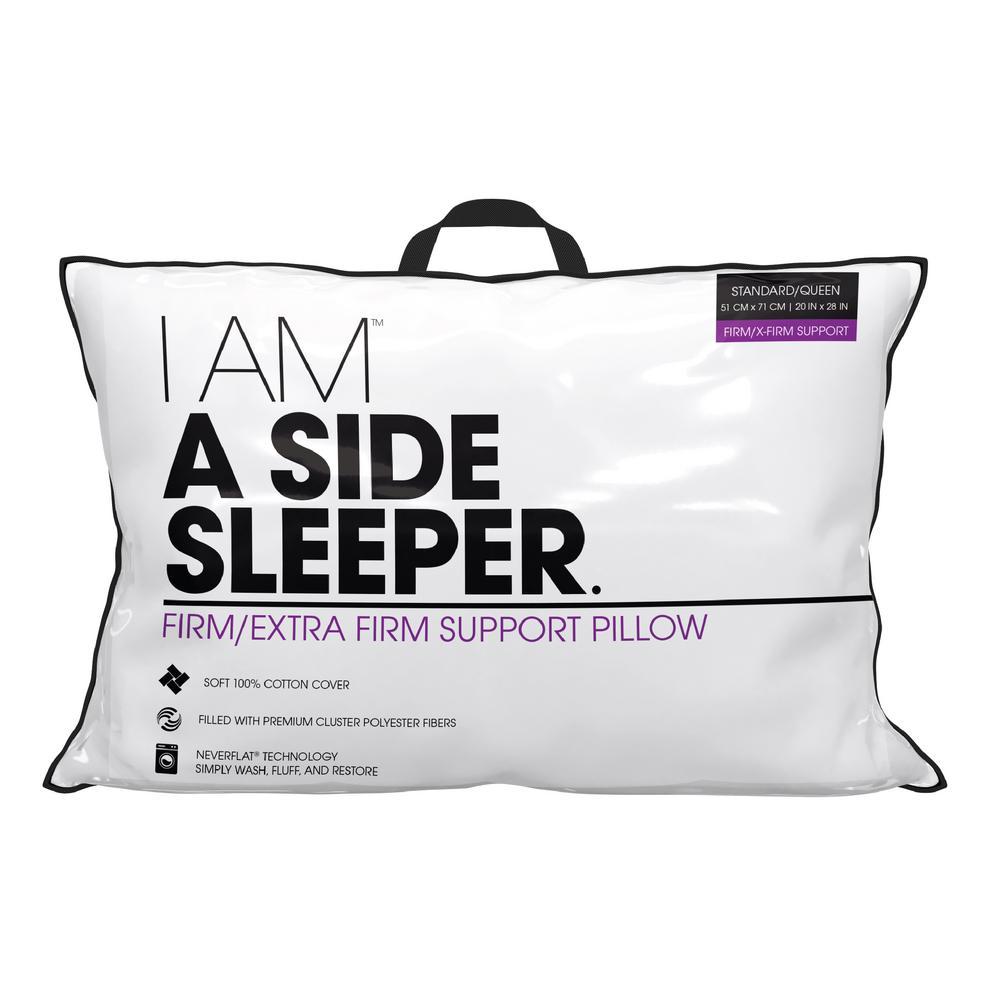 Side Sleeper Down Alternative Standard Pillow