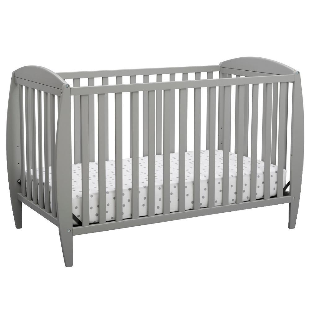 Taylor Grey 4-in-1 Convertible Crib