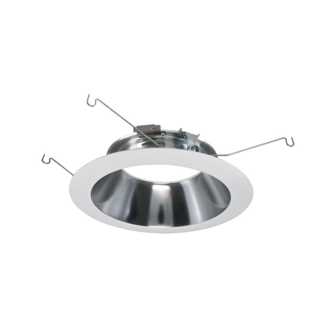 Halo ML 6 in White LED Recessed Ceiling Light Specular